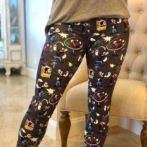Pants - Popeye Leggings